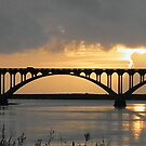 Bridge Reflections by Sheri Scherbarth
