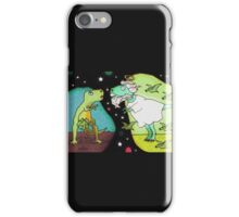 To Touch the Hand of God iPhone Case/Skin
