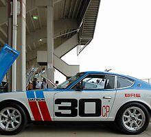 Datsun 280 Z by Steve Mezardjian