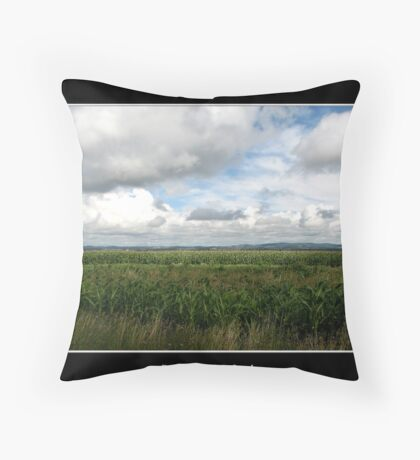 Cloud #11 Throw Pillow