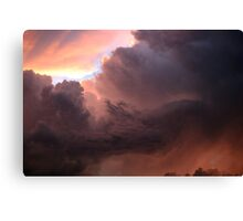 Approaching Storm V Canvas Print