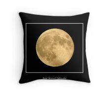 The Moon #2 Throw Pillow