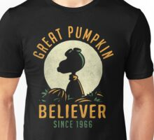 Great Pumpkin Believer Unisex T-Shirt