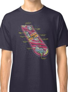 Hover Board Anatomy Classic T-Shirt