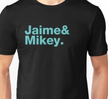 Jaime & Mikey Run The Jewels Unisex T-Shirt