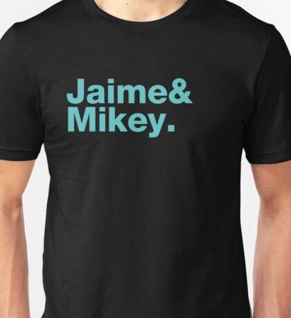 Jaime & Mikey Run The Jewels Unisex T-Shirt
