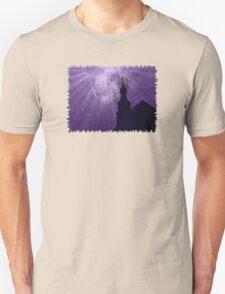 Starry Night - JUSTART © Unisex T-Shirt