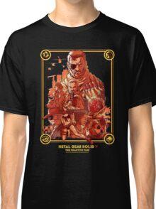 MGSV- Phantom Pain Classic T-Shirt