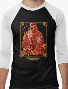 MGSV- Phantom Pain Men's Baseball ¾ T-Shirt