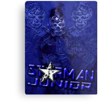 Starman Jr. - Professional Superhero Metal Print
