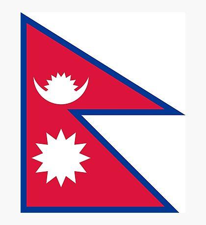 Nepal - Standard Photographic Print