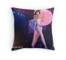 Susie Q Stage Show #5 Throw Pillow