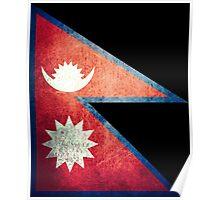 Nepal - Vintage Poster