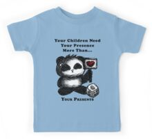 Your Children Need Your Presence! Kids Tee