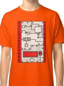Metal Lab - Ghost Gear Red - Danny Phantom Classic T-Shirt