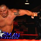 """Tribute To Big Bill Anderson """"Starman Jr. - Spinning Wristlock"""" by Brian Walther"""