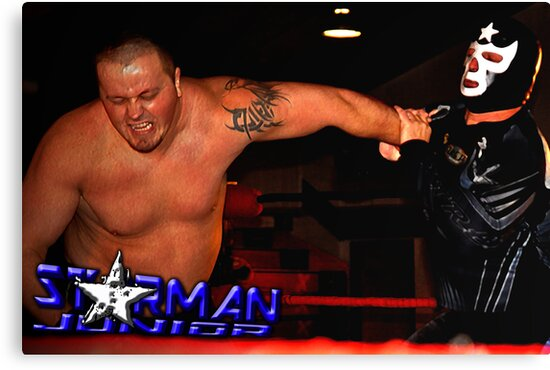 "Tribute To Big Bill Anderson ""Starman Jr. - Spinning Wristlock"" by Brian Walther"