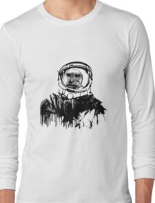 Space Chimp II Long Sleeve T-Shirt