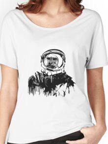 Space Chimp II Women's Relaxed Fit T-Shirt