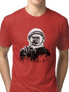 Space Chimp II Tri-blend T-Shirt