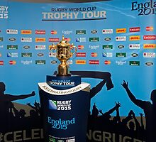 THE RUGBY WORLD CUP by Keith Larby