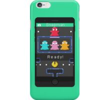 Snap-Man iPhone Case/Skin