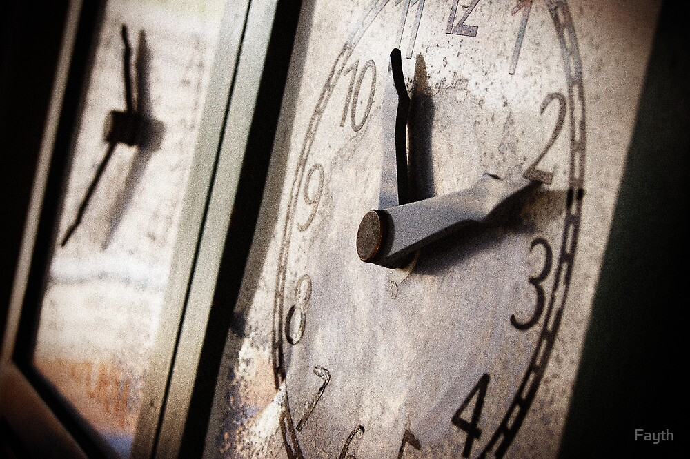 Time's Running out by Fayth