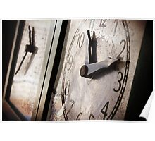 Time's Running out Poster