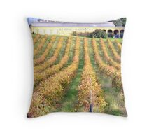 Adelaide Winery Throw Pillow