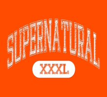 Supernatural 01 - Dark by maxkroven