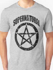 Supernatural 02 - Light Unisex T-Shirt