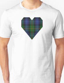 00002  Smith Tartan  T-Shirt