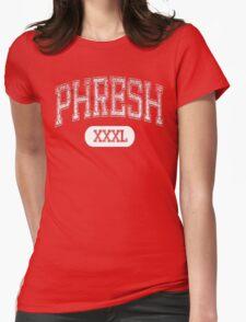 Phresh - Dark Womens Fitted T-Shirt