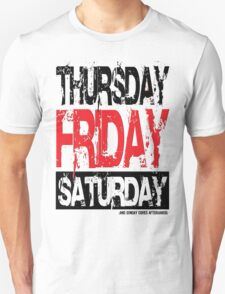 Friday 02 - Light T-Shirt