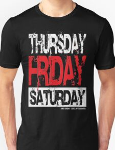 Friday 02 - Dark T-Shirt