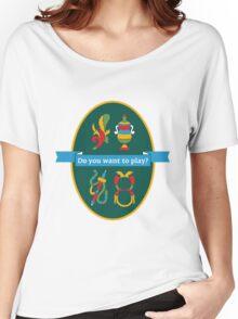 Carte Napoletane Women's Relaxed Fit T-Shirt