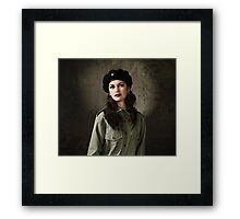 Che Chic Framed Print