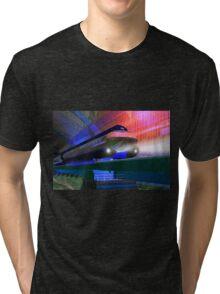 Future Train Tri-blend T-Shirt