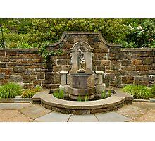 Winterthur Fountain Photographic Print