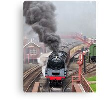 The Goathland Express Canvas Print