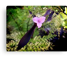 Forest Fusion Canvas Print