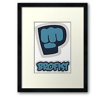 PDP Framed Print
