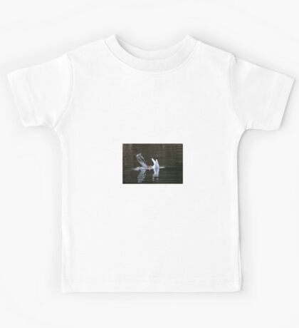 Diving Gull. Kids Tee