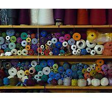 Weaver's Dream Photographic Print