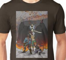 Strongarm & Lightfoot: Scratching a Lich Unisex T-Shirt
