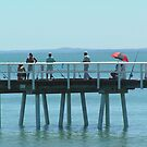 On the Jetty  by Alison Murphy