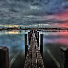 Bunbury Boat Harbour HDR by Chris Paddick