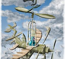 Air Support :Forces of Whimsy by Matt Bissett-Johnson