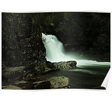 Abrams Falls Poster
