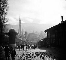 Sebilj II by Vedran Arnautovic